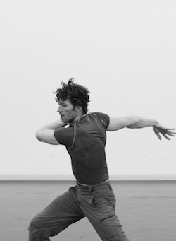 Sean Mahoney in dance class