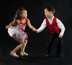 Choreography for 2-6 year olds