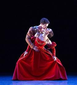 American Ballet Theatre, The Moor's Pavane