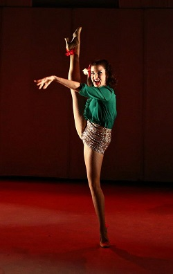 Stephanie Brooks, ALMA/NYC Dance Company