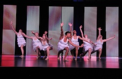 World-Class Talent Experience dance competition