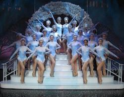 Rockettes on tour