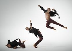 Ballet Hispanico dancer