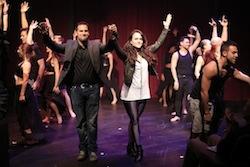 Escape Artists' debut performance