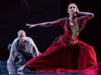 Jessica Collado of Houston Ballet