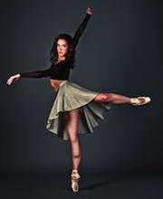 Nashville Ballet's Keenan McLaren