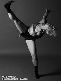 Kate Hutter of L.A. Contemporary Dance Company