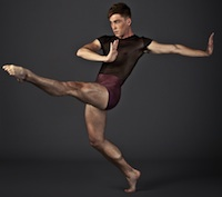 Nashville Ballet's Mark Allyn Nimmo