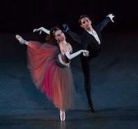 Michael Sean Breeden of Miami City Ballet
