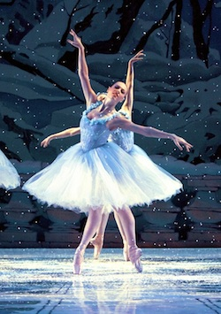 Emma Suddarth in The Nutcracker