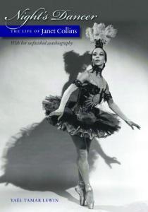 Bailarina negra Janet Collins