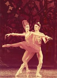 Ballet West in Firebird