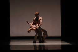 Ballet West in 'Mercurial Landscape'