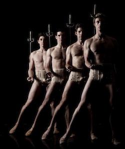 Ballet West in Petite Mort