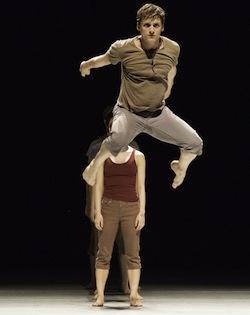 Atlanta Ballet dancer Benjamin Stone