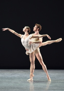 ABT dancer James Whiteside