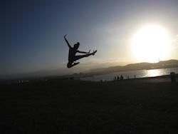 Dancer Alexandra Redelico
