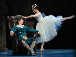 Julie Diana of Pennsylvania Ballet