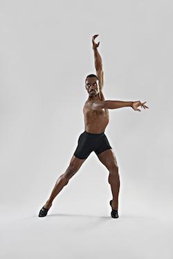 Desmond Richardson, Co-founder of Complexions Contemporary Ballet