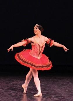 Dancer Roberto Lara