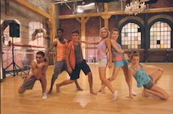 online dance show
