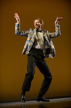 Choreographer John Heginbotham