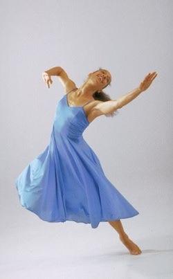 Limón Dance Company dancer