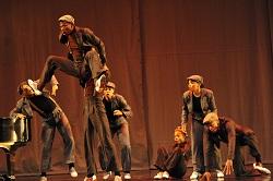 Camille A. Brown & Dancers present Mr. Tol E. RAncE