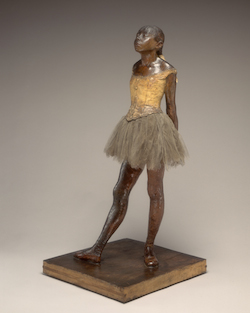 Degas' Little Dancer Aged Fourteen