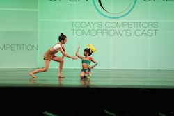 """12 & Under Age Division  Choreography Battle Winner """"ROOTS""""-South Tulsa Dance Co. Photo Credit: Platoon"""