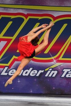 Tori Cullo, World Dance Pageant
