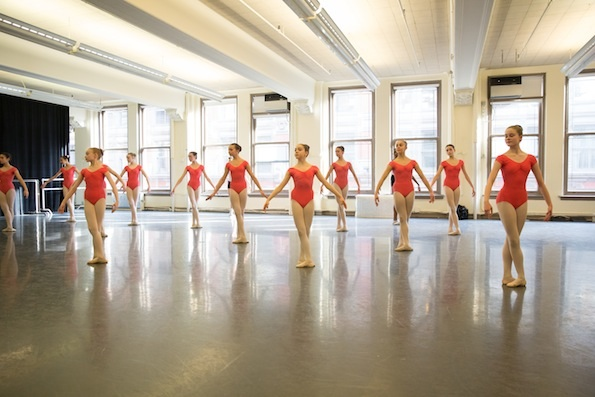 New ABT Dance School Launching On West Coast Dance