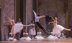 Joffrey Ballet in Wheeldon's Swan Lake