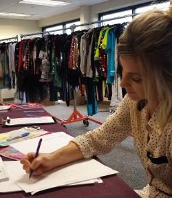 Senior Designer Heather Chamberlain - Costume Gallery