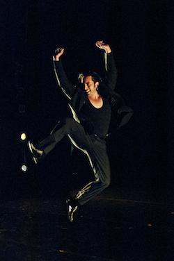Michael Dominguez in 'Broilermaker'. Photo by Nico Malvaldi.