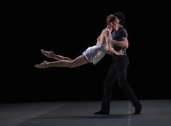 Wendy Whelan with Alejandro Cerrudo
