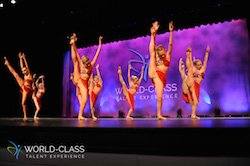 world class talent experience dance competition