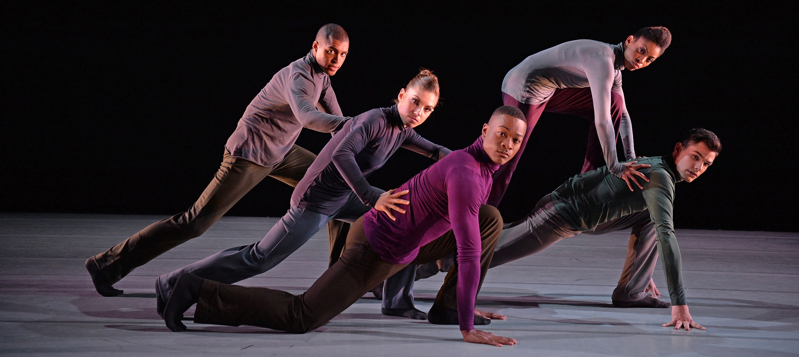 Ailey II perform at The Joyce