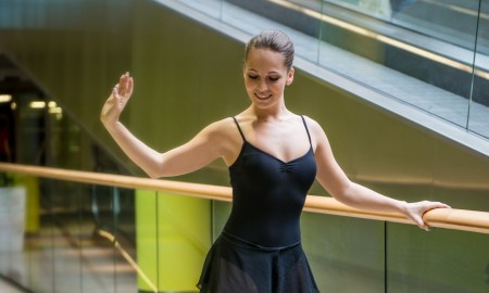 Weird ballet dancer habits