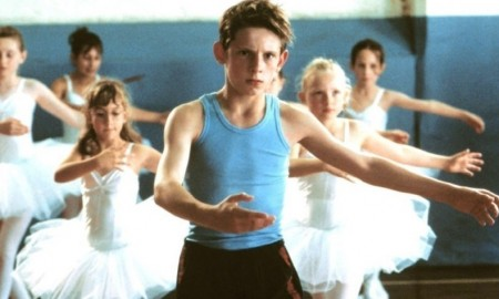 A scene from Billy Elliot