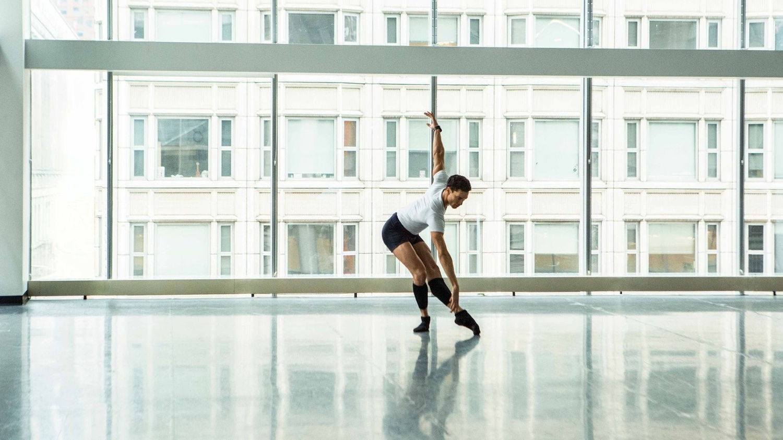 Joffrey Ballet dancer