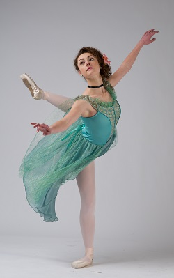 Degas ballet costume by Costume Gallery and Dance Informa.