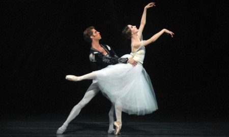 Isabella Boylston and James Whiteside
