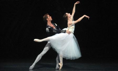 Isabella Boylston and James Whiteside