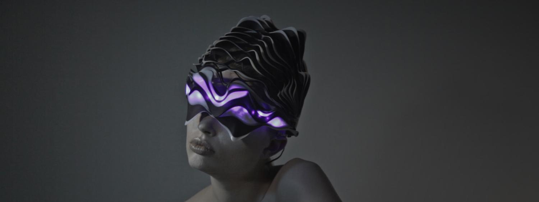 Synapse Dance Helmet