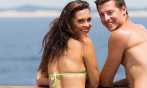 dance cruise ship gig couple