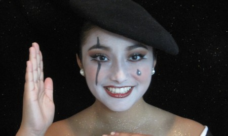 mime make up mode dion