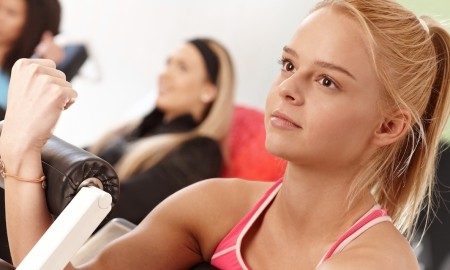 Dancer weight training