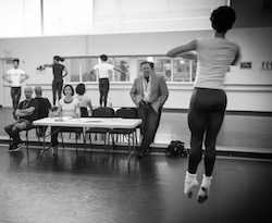 Colburn Dance Academy Audition