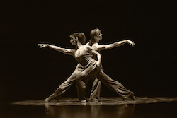 Sylvie Guillem and Emanuela Montanari